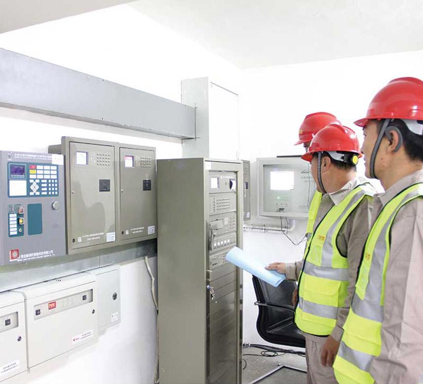 建筑机电安装工程